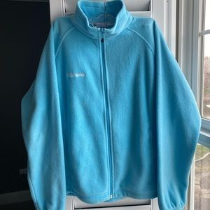 Columbia Full-Zip Jacket